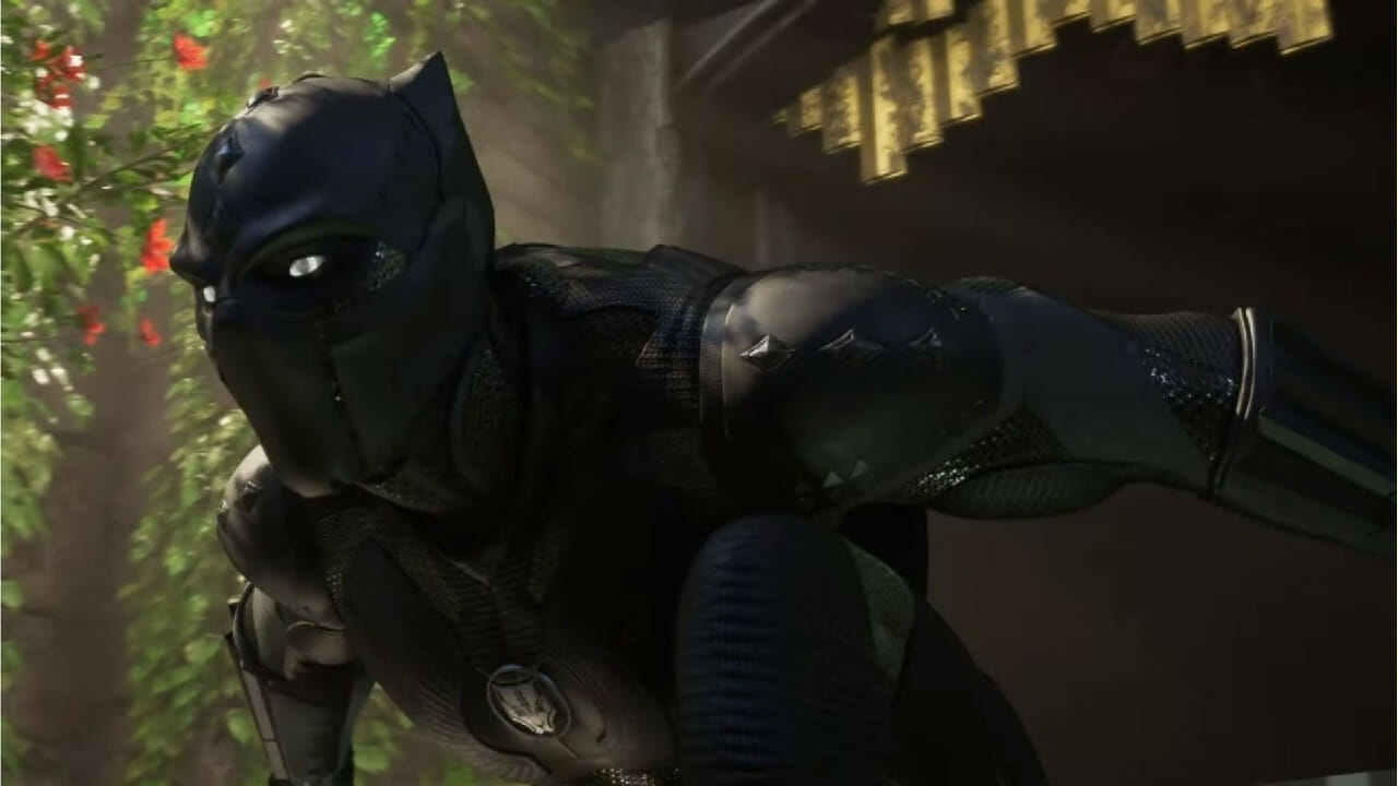 Christopher Judge voicing Black Panther in Marvel's Avengers