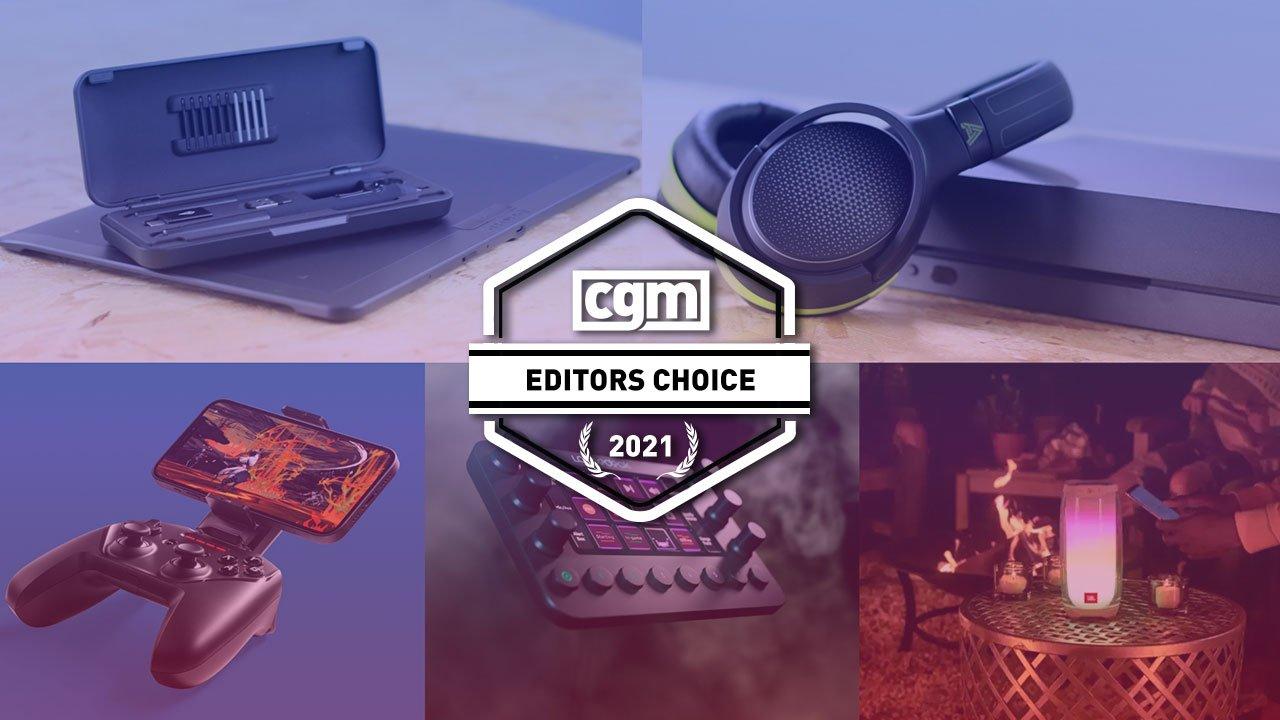 Editor's Choice: Top 5 Tech of 2021 (So Far)