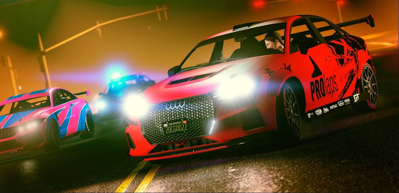 Gta 5 Online Is Finally Doing Auto Stuff Again 1