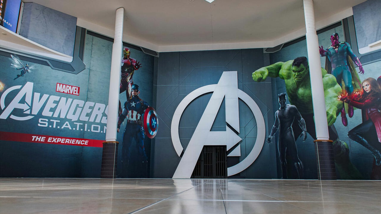 Marvel's Avengers S.T.A.T.I.O.N. To Reopen July 29 in Toronto 2