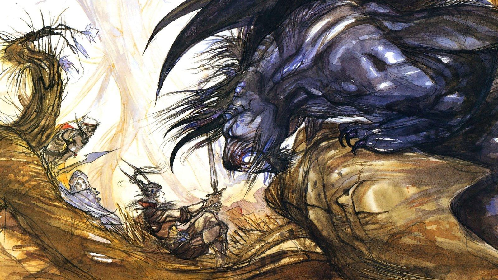 More Details on Final Fantasy Pixel Remaster Collection Emerge 5