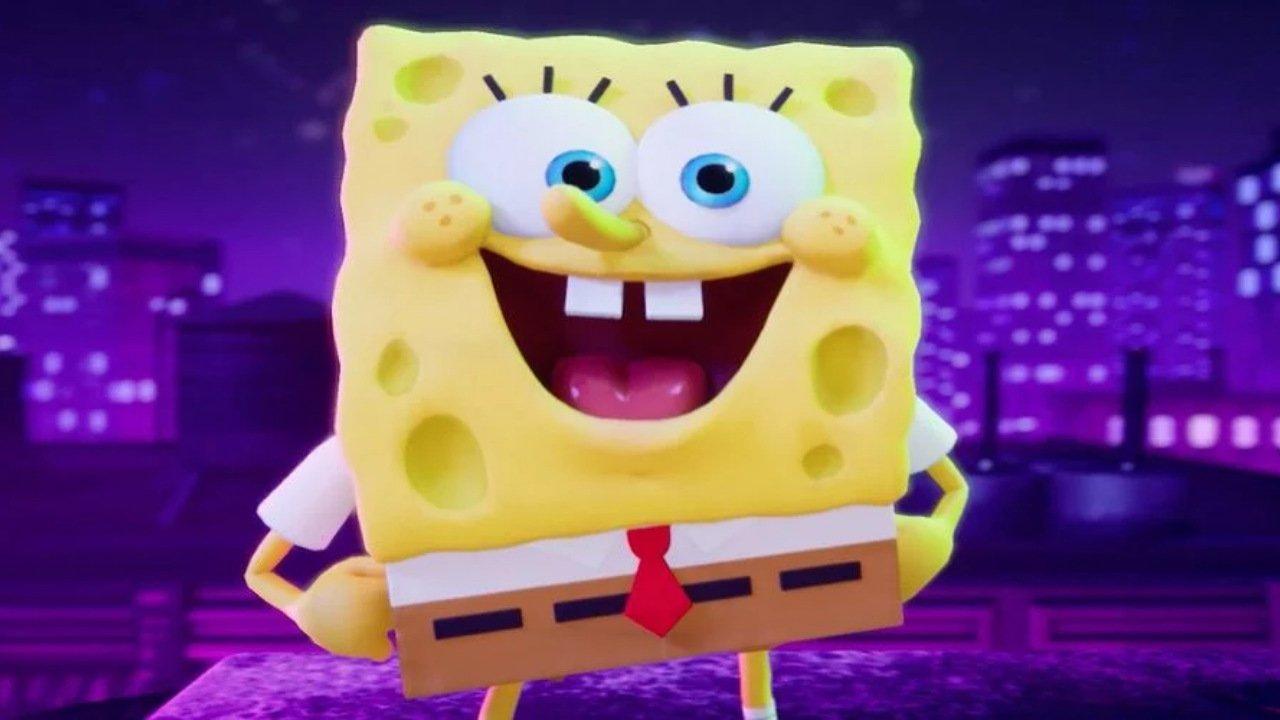 Nickelodeon All-Star Brawl Looks Very Familiar