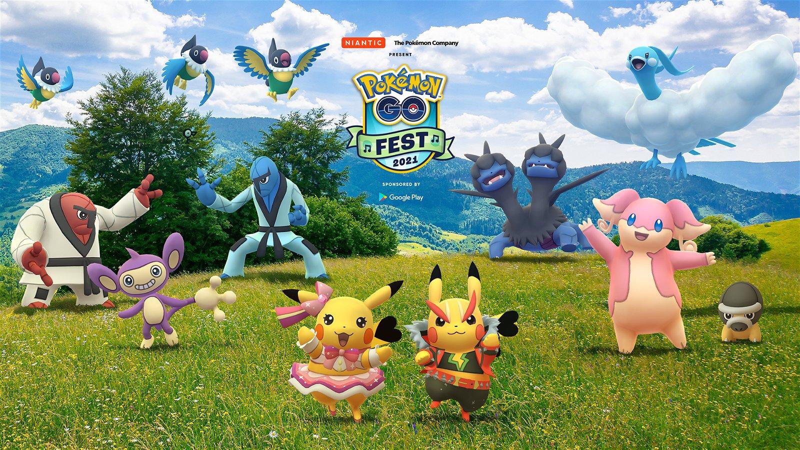 Pokémon GO Fest 2021: What You Need To Know