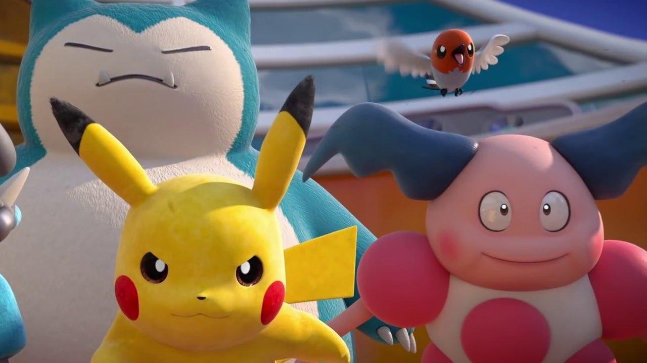 Pokémon Unite Launching on July 21st for Nintendo Switch 1