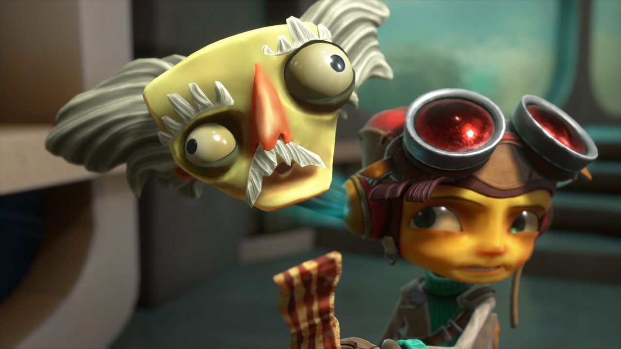 Psychonauts 2: Weird And Wondrous World Of Possibilities 1