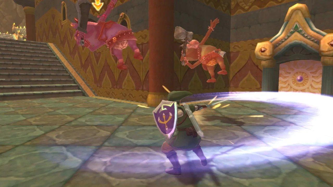 The Legend Of Zelda: Skyward Sword Hd Review 1
