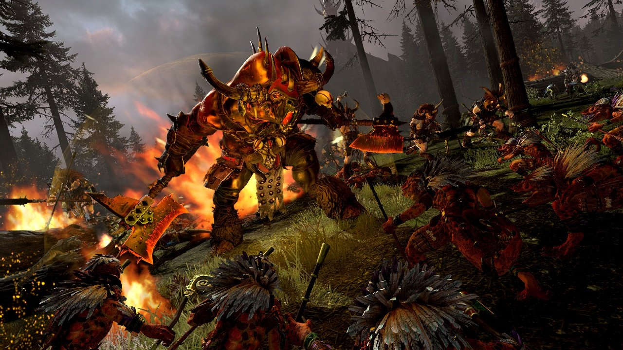 Total War: Warhammer II - The Silence & The Fury DLC Out Now