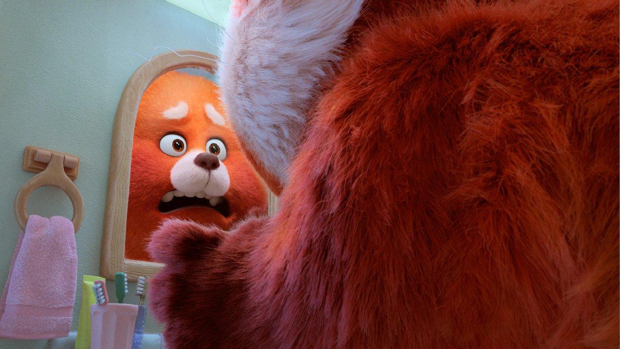 Trailer shows of Pixar's Toronto-based film, Turning Red