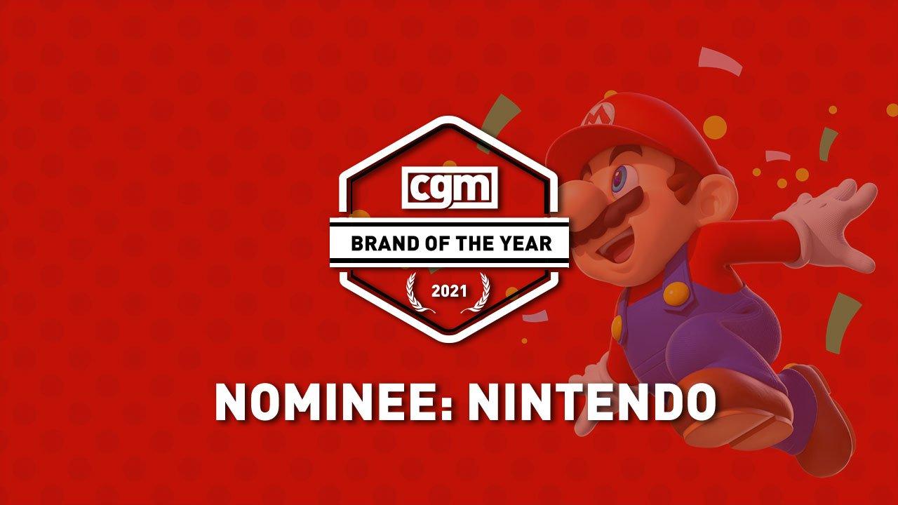 Nominee: Nintendo