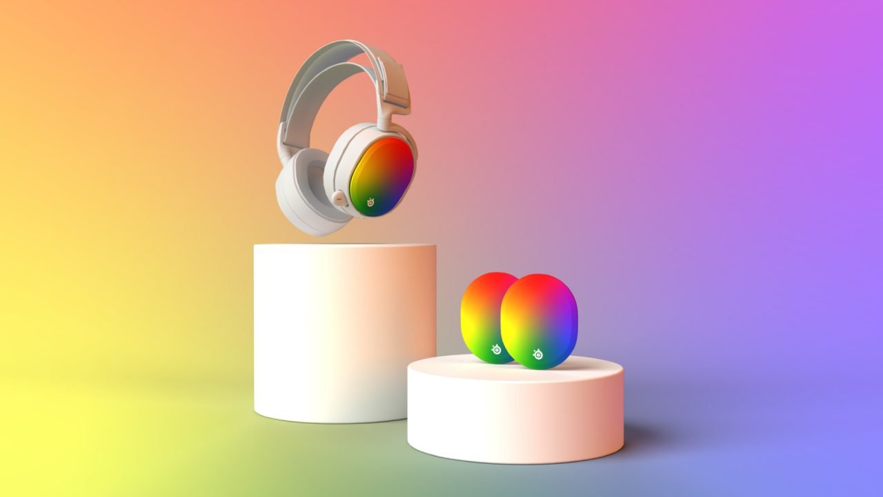 Profits From Limited Edition Arctis Pro Speaker Plates Were Donated To The Trevor Project, And Matched By The Company.