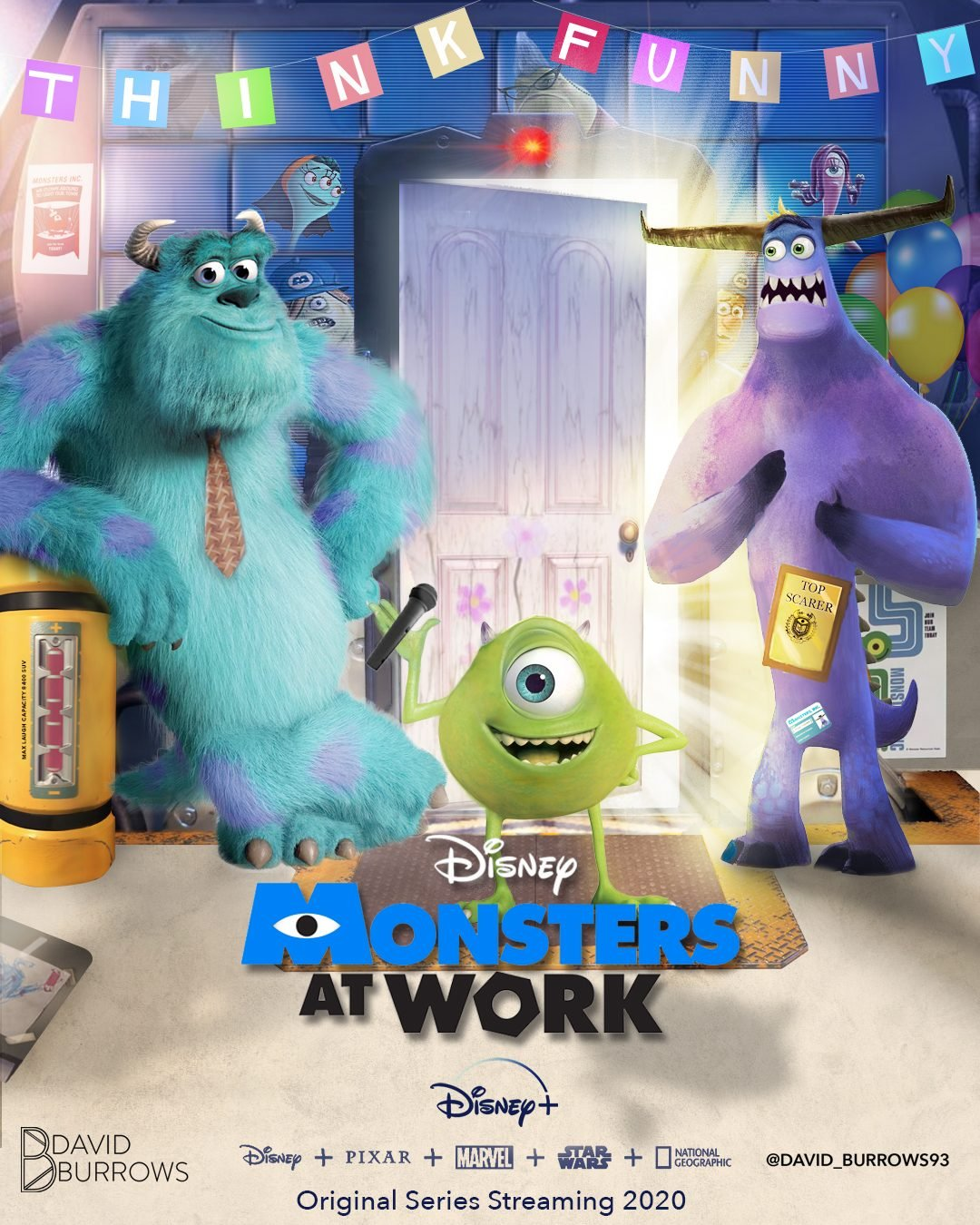 Monsters at Work Episode 1 & 2 Review