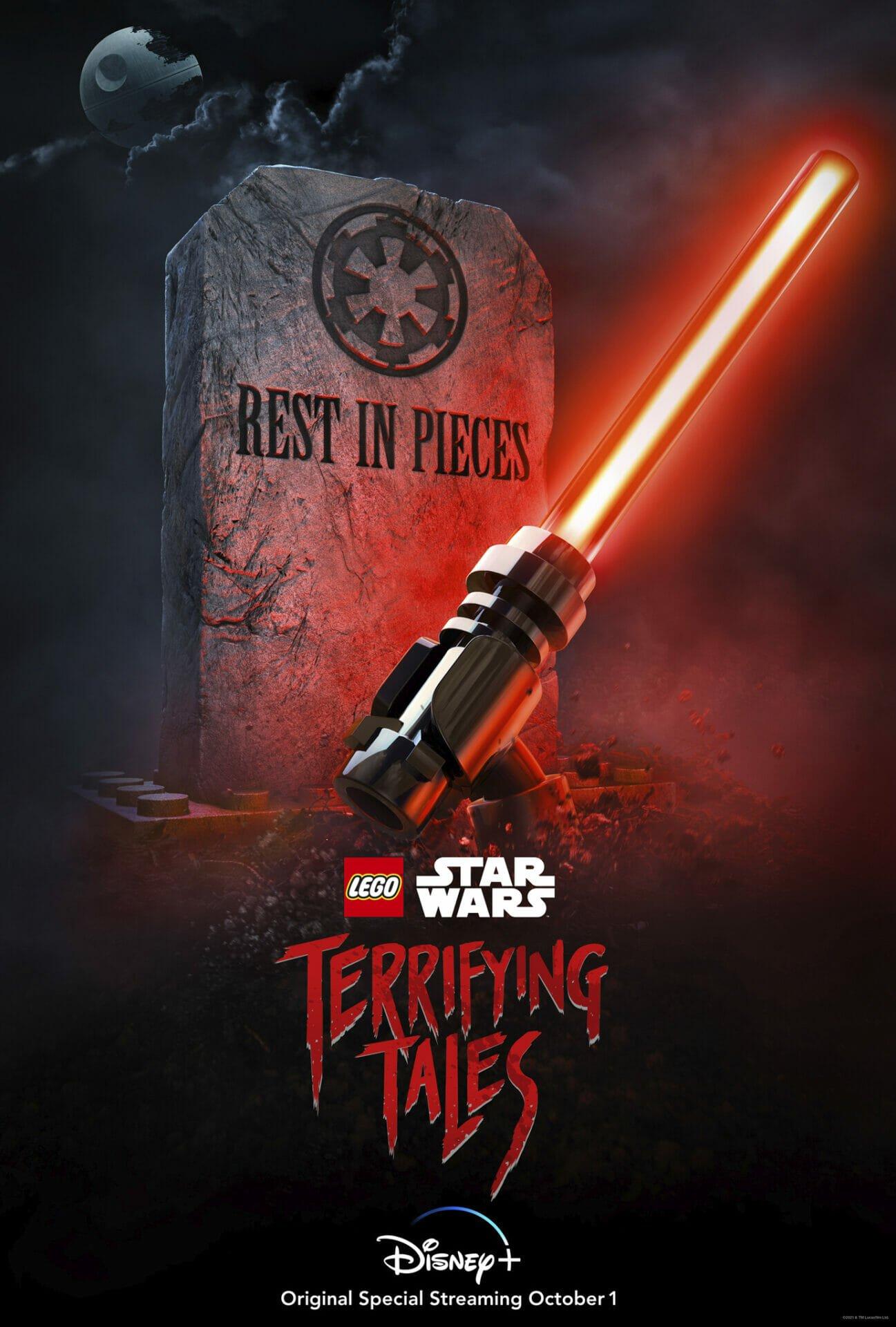 Lego Star Wars Returns With Dark Side Terrifying Tales
