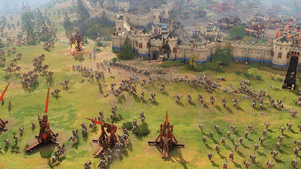 Age Of Empires 4 Beta Starts Next Week