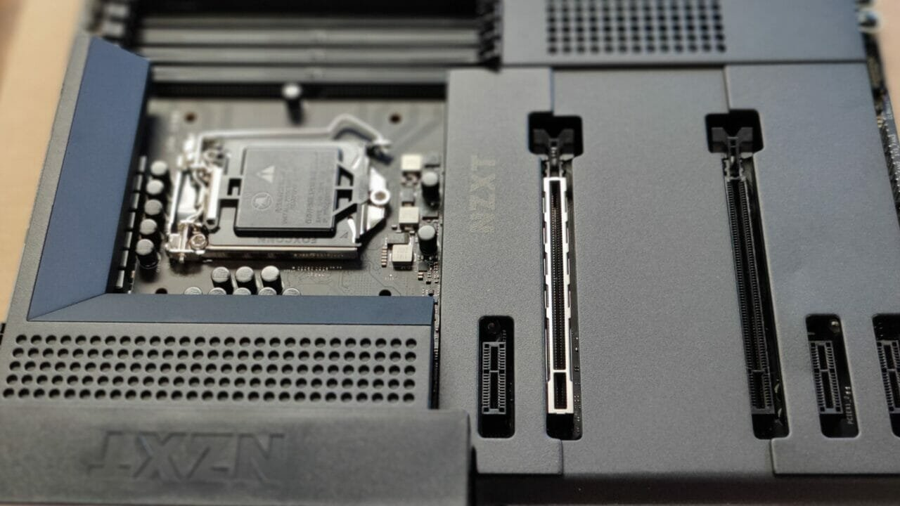 Nzxt N7 Z590 Motherboard Review