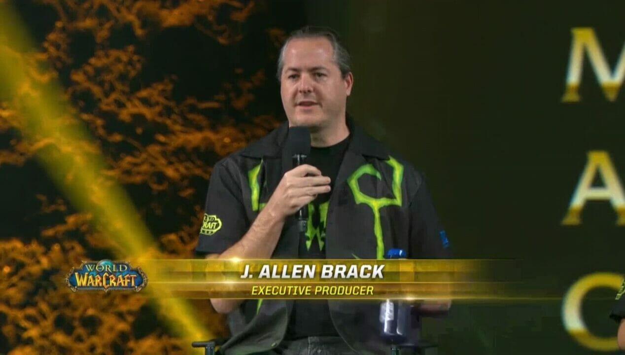 Blizzard President J. Allen Brack Leaving Troubled Publisher