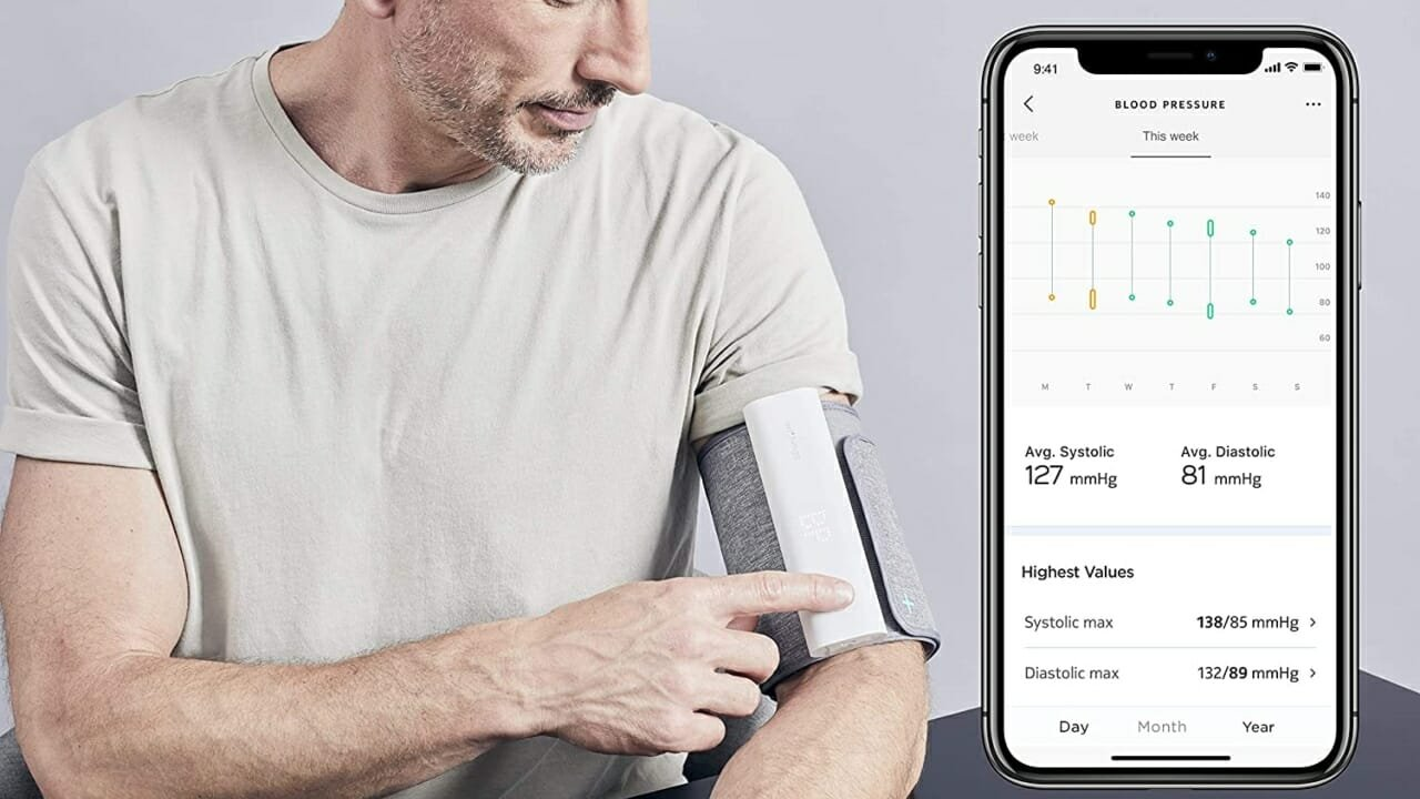 Withings BPM Connect Review 3