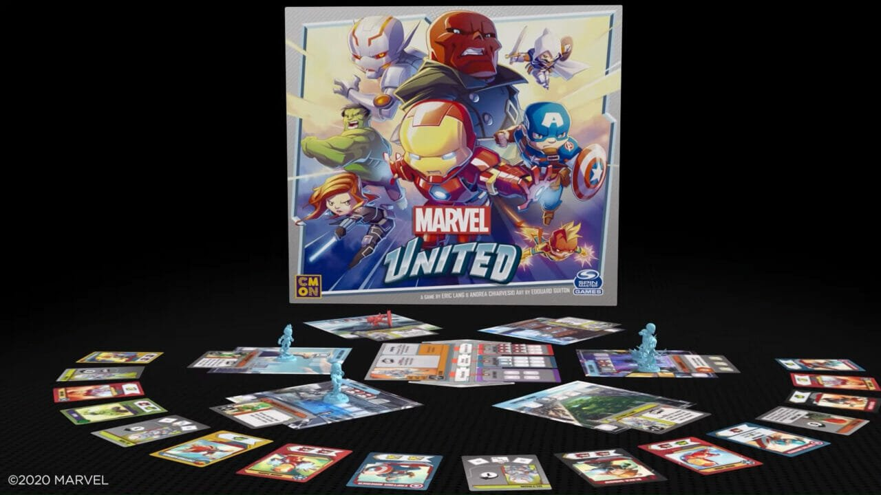 Marvel United Is One Of Marvel's Most Accessible Board Games To Date.