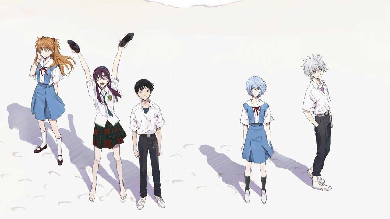 Evangelion: 3.0+1.0 Thrice Upon a Time Review 2