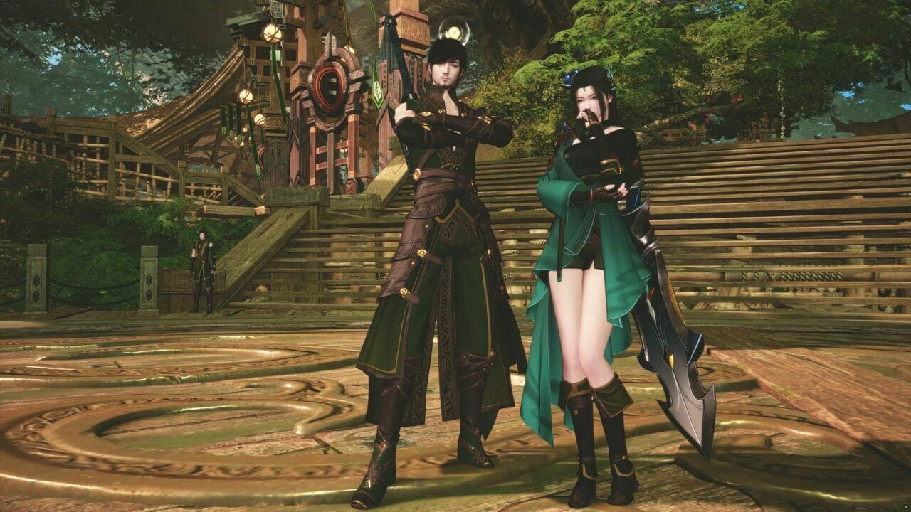 Bringing Swords Of Legends Online Westward 3