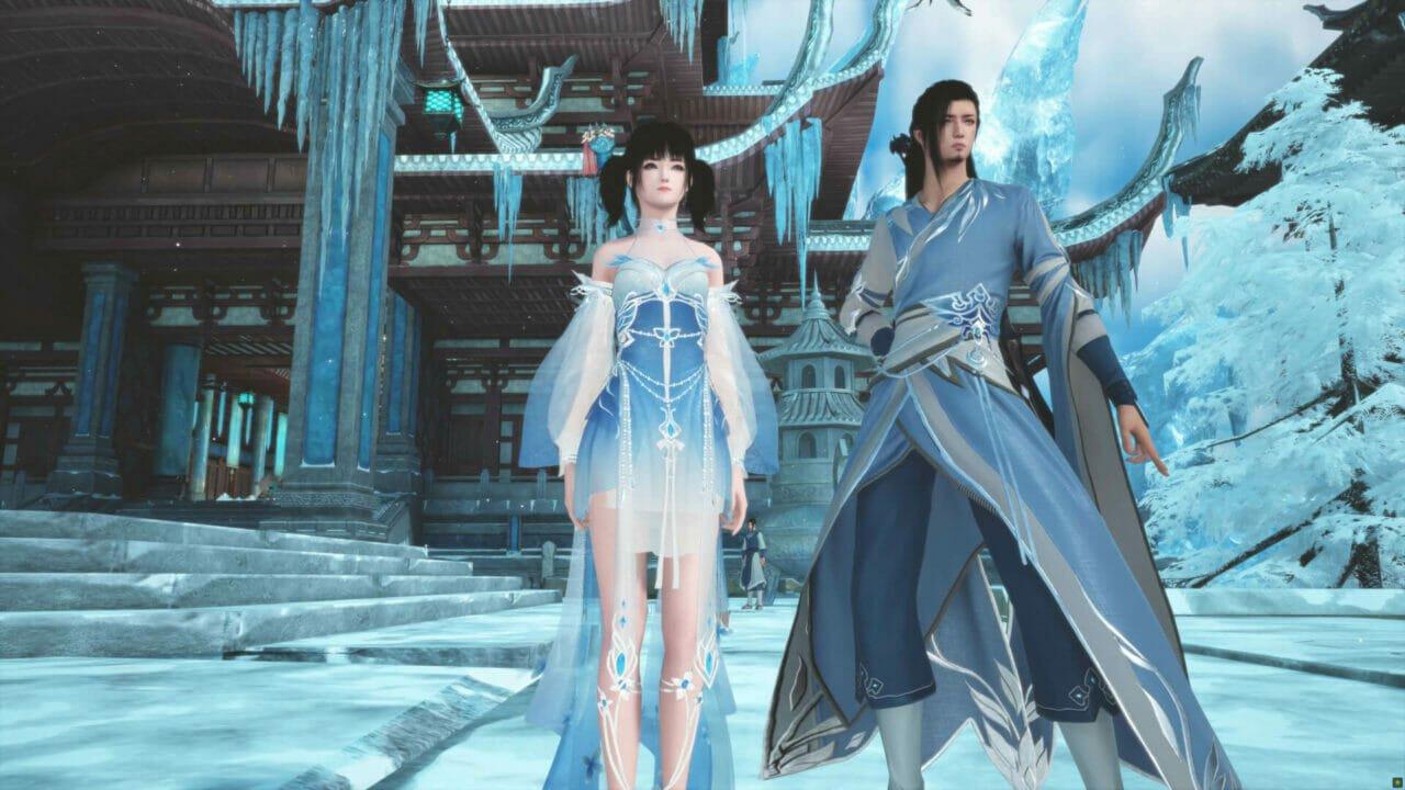 Bringing Swords Of Legends Online Westward 4