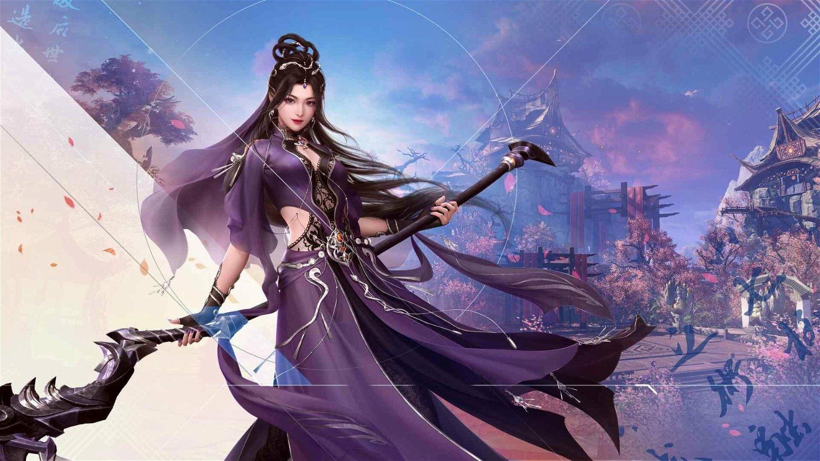 Bringing Swords of Legends Online Westward