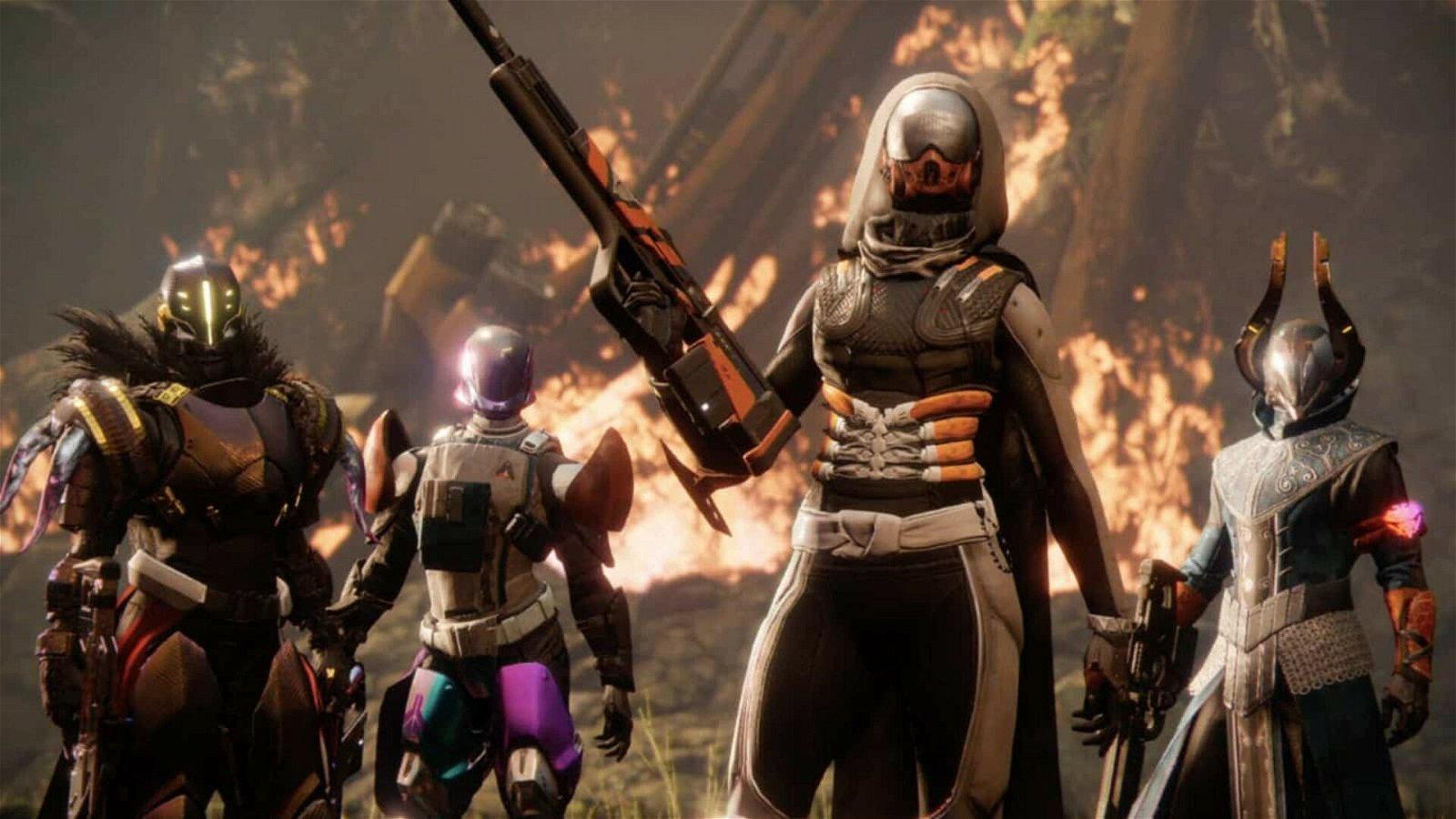 Destiny 2 Leak Is Getting BattlEye Anti-Cheat for PvP