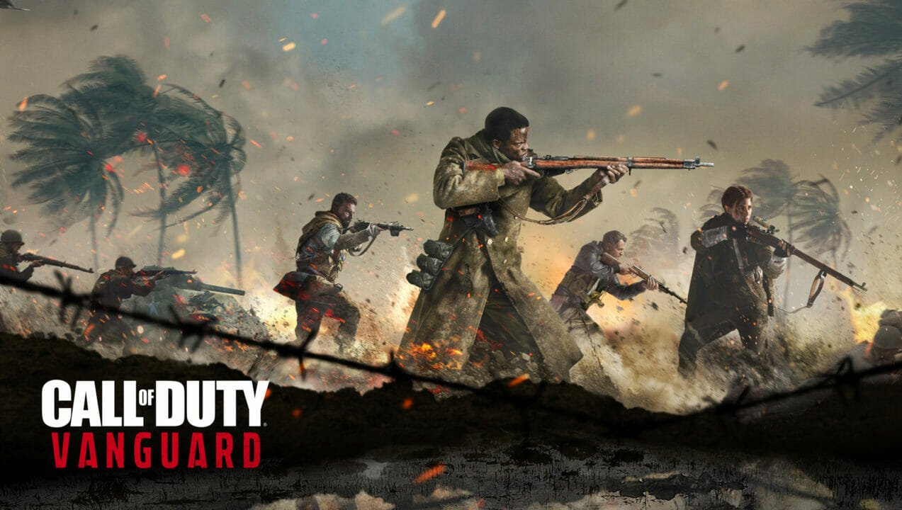 Rise On Every Front, Call Of Duty: Vanguard To Launch November 5