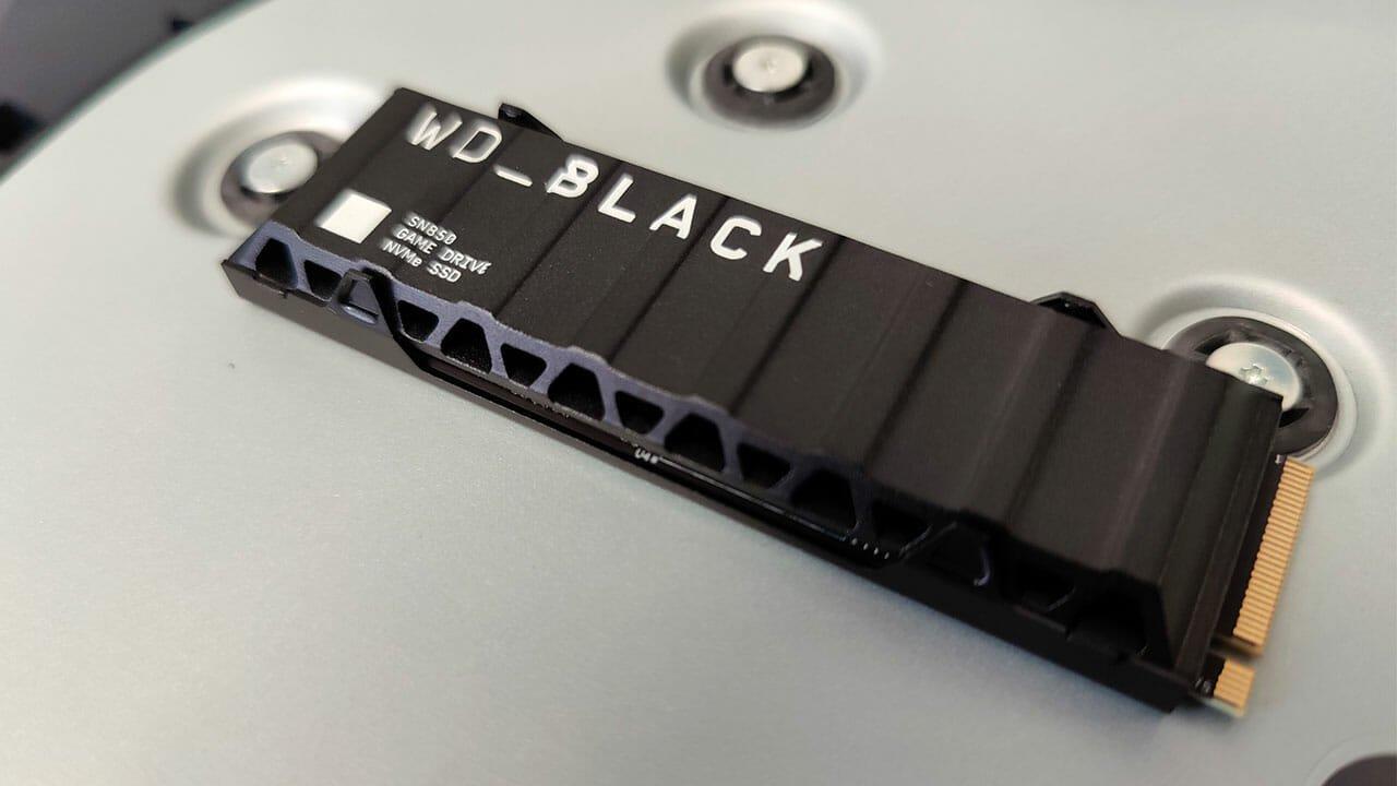 WD Black SN850 Review 2