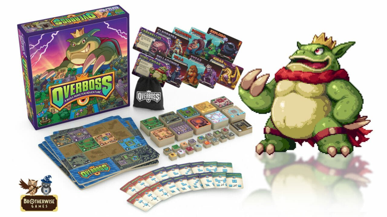Overboss Is One Of The Board Games I've Been Most Eager To Play With Friends During Lockdowns.