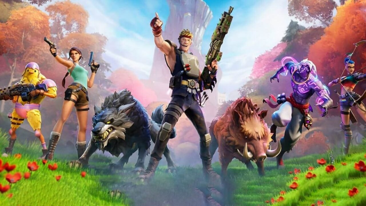 How Fortnite Became an Educational Tool For My Children