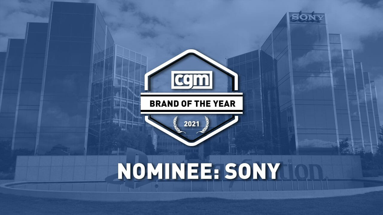 Cgm Brand Of The Year 2021 Nominee: Sony 6