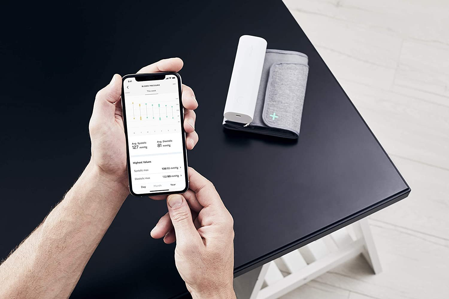 Withings Bpm Connect Review