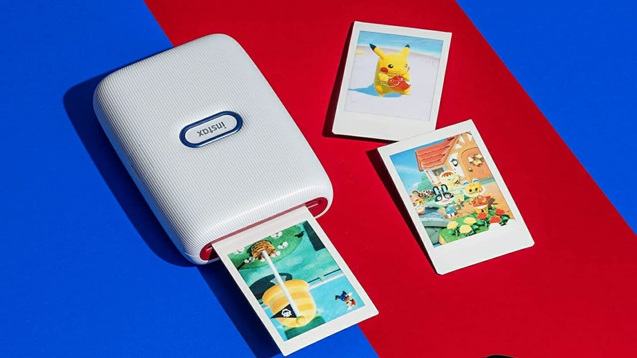 Instax Mini Link Printer (Special Edition) Review