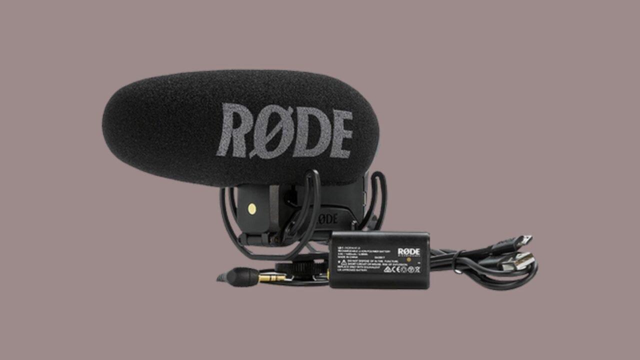 Rode Videomic Pro+ Review