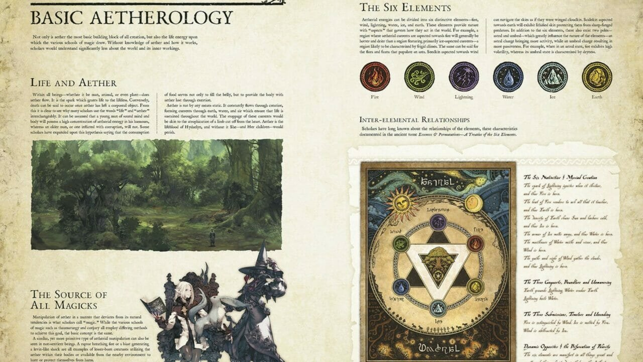 Final Fantasy Xiv Encyclopedia Eorzea, And Other Books, Getting Reprints