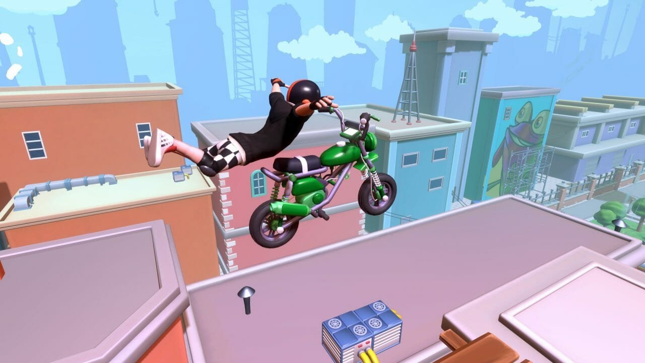 Urban Trial Tricky Deluxe Edition Has Made Its Grand Appearance