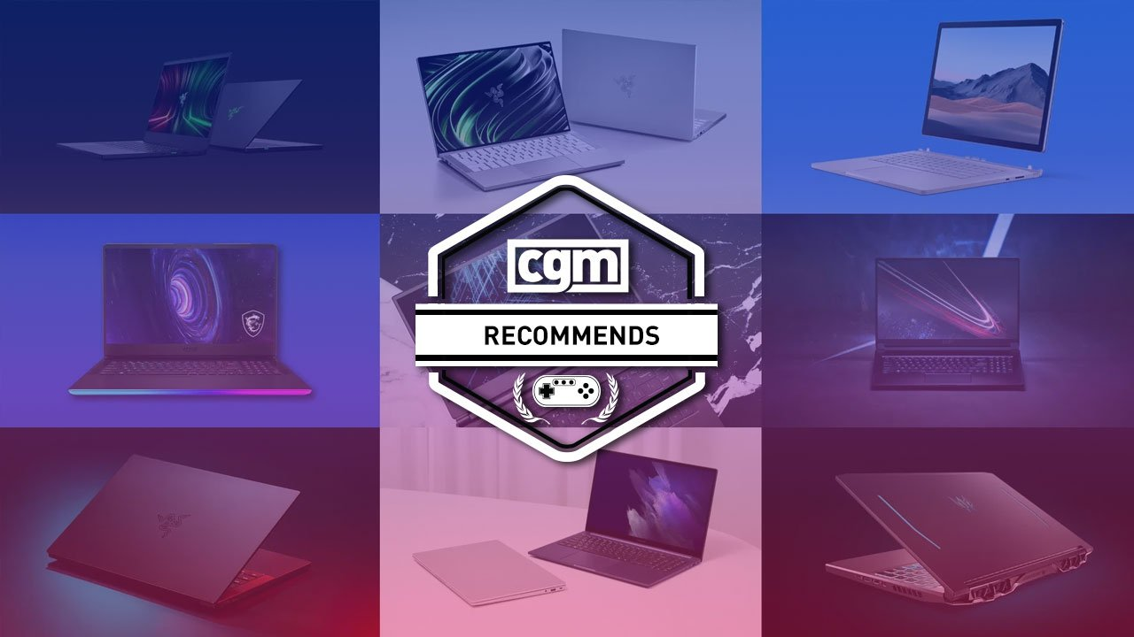 CGM Recommends: Best Laptops Fall 2021 8