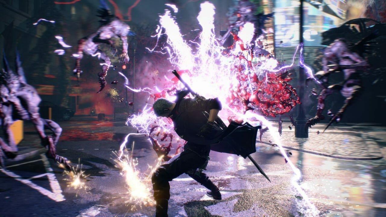 Devil May Cry: Special Edition (Xbox Series X/S) Review 4