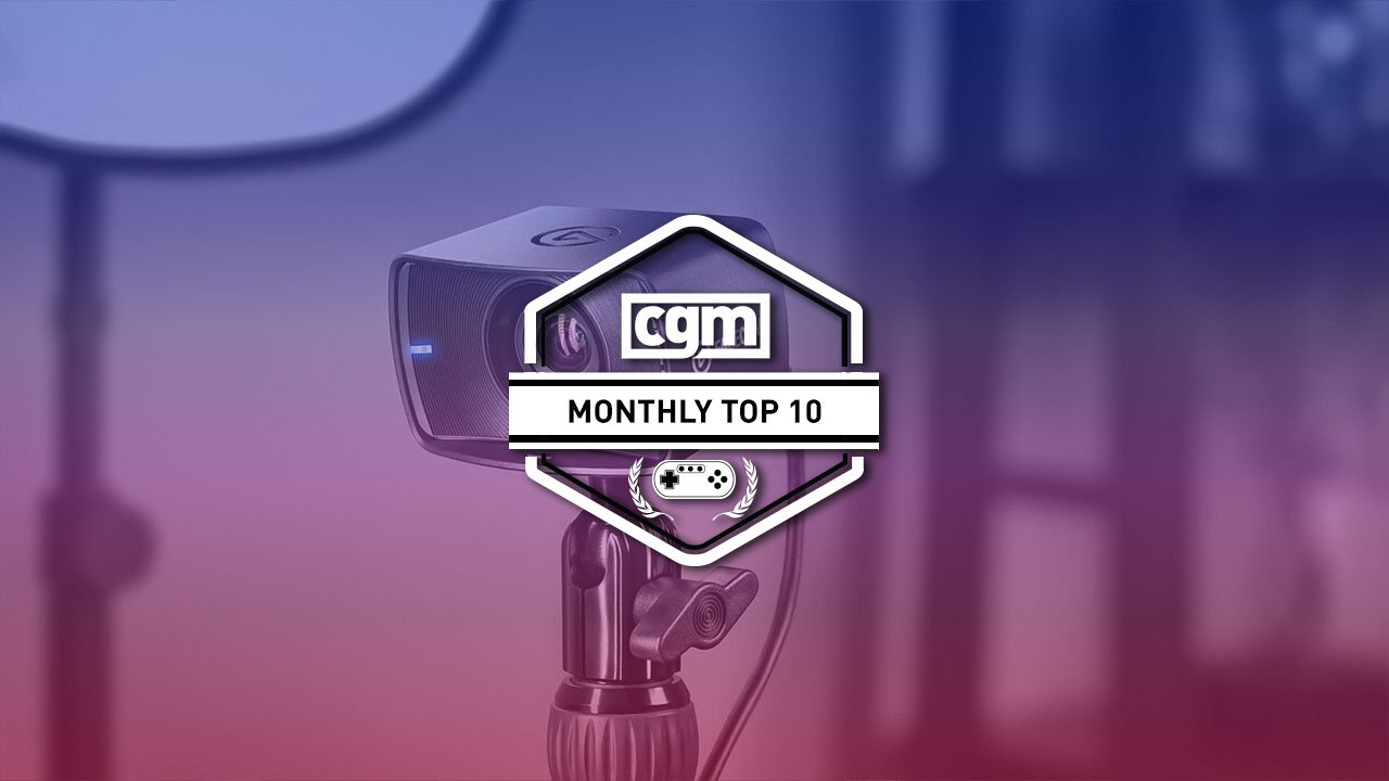 CGM Monthly Top 10 Reviews: August 2021