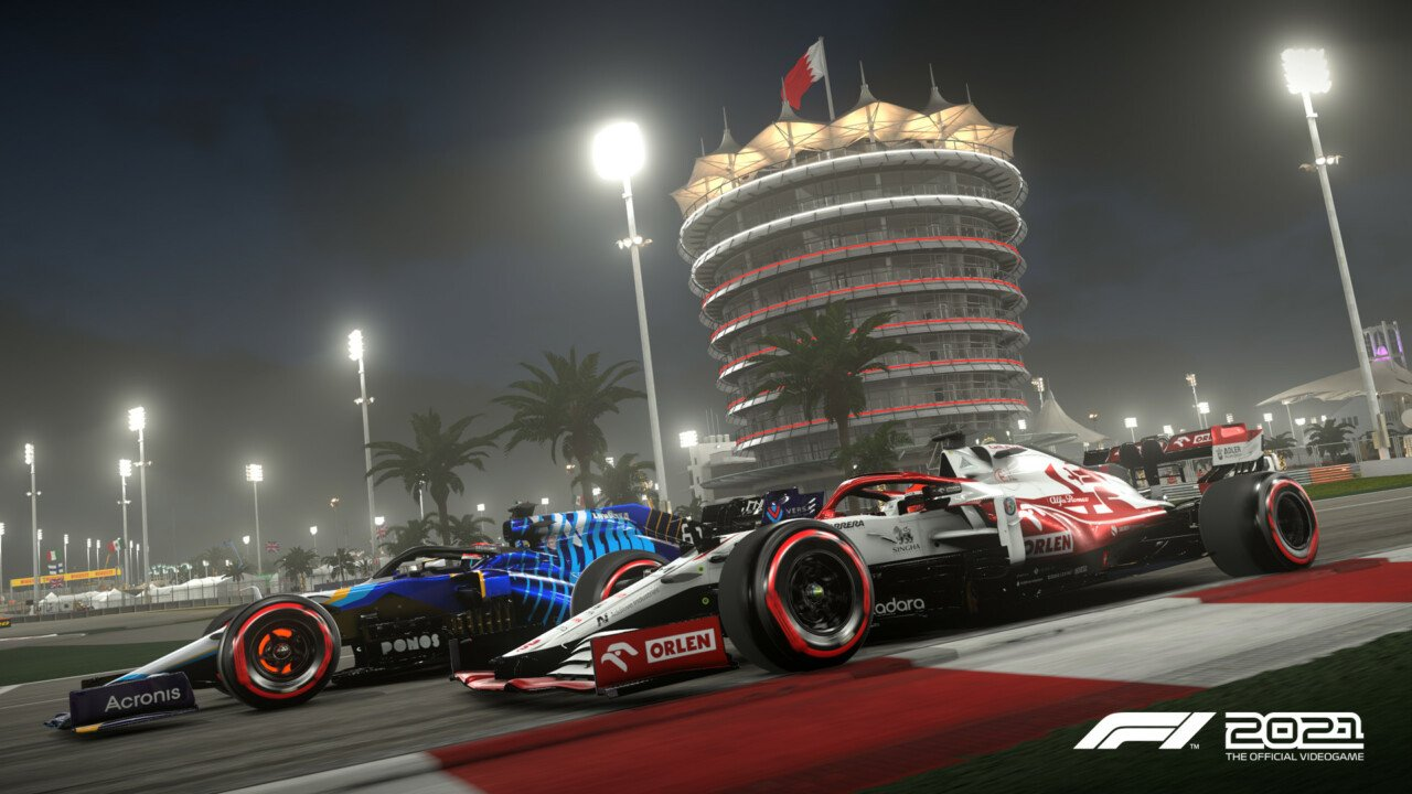 F1 2021 Review 2