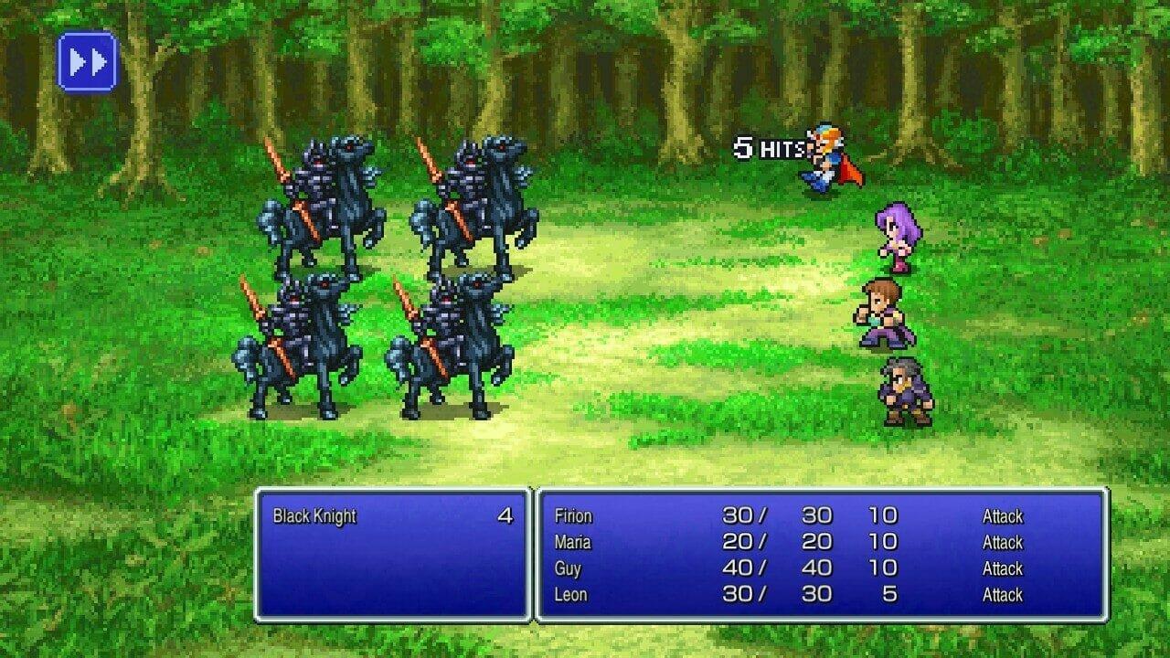 Final Fantasy Pixel Remasters (I, Ii, Iii) Review 2