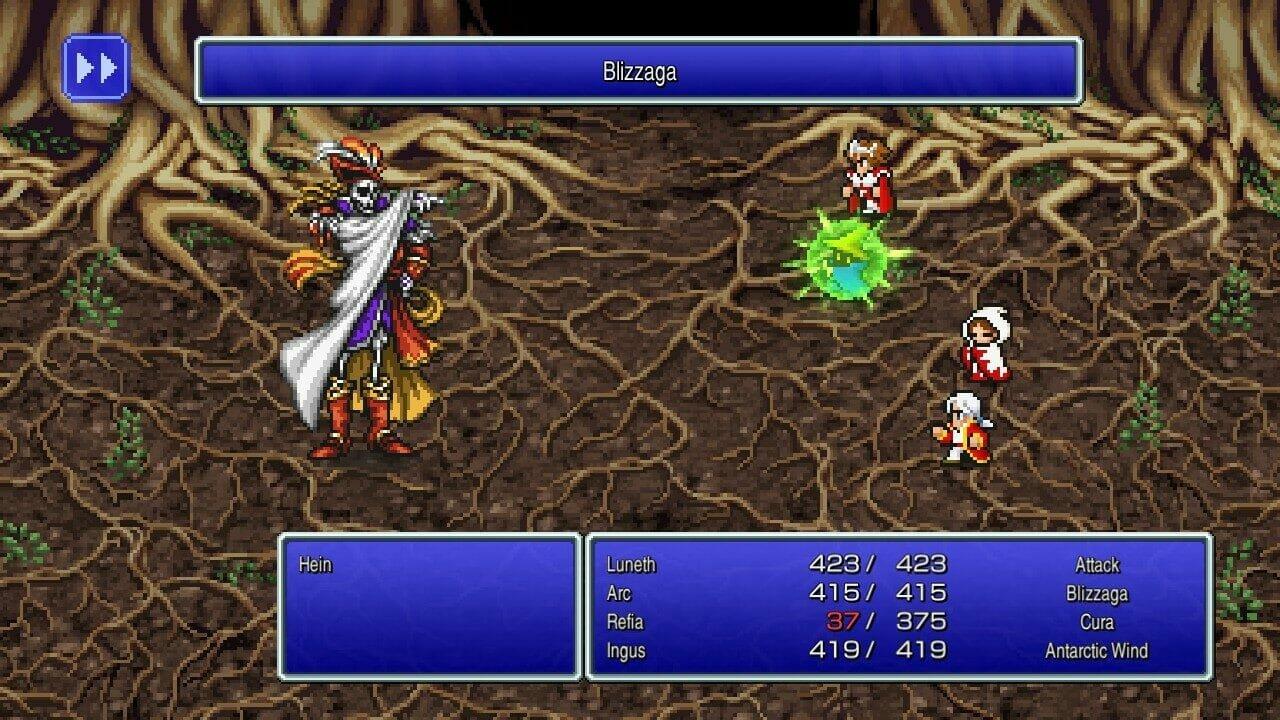 Final Fantasy Pixel Remasters (I, Ii, Iii) Review 3