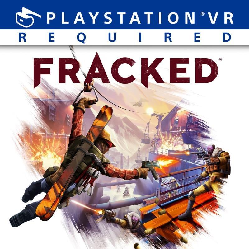 Fracked (VR) Review 7