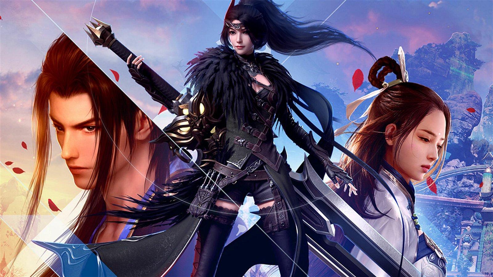 Swords of Legends Online Review 5