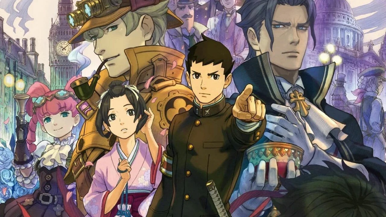 The Great Ace Attorney Chronicles (Switch) Review 5