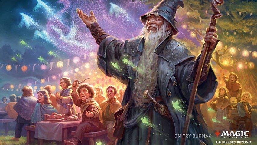 Magic Showcase 2021: Mtg Shows An Epic Hand