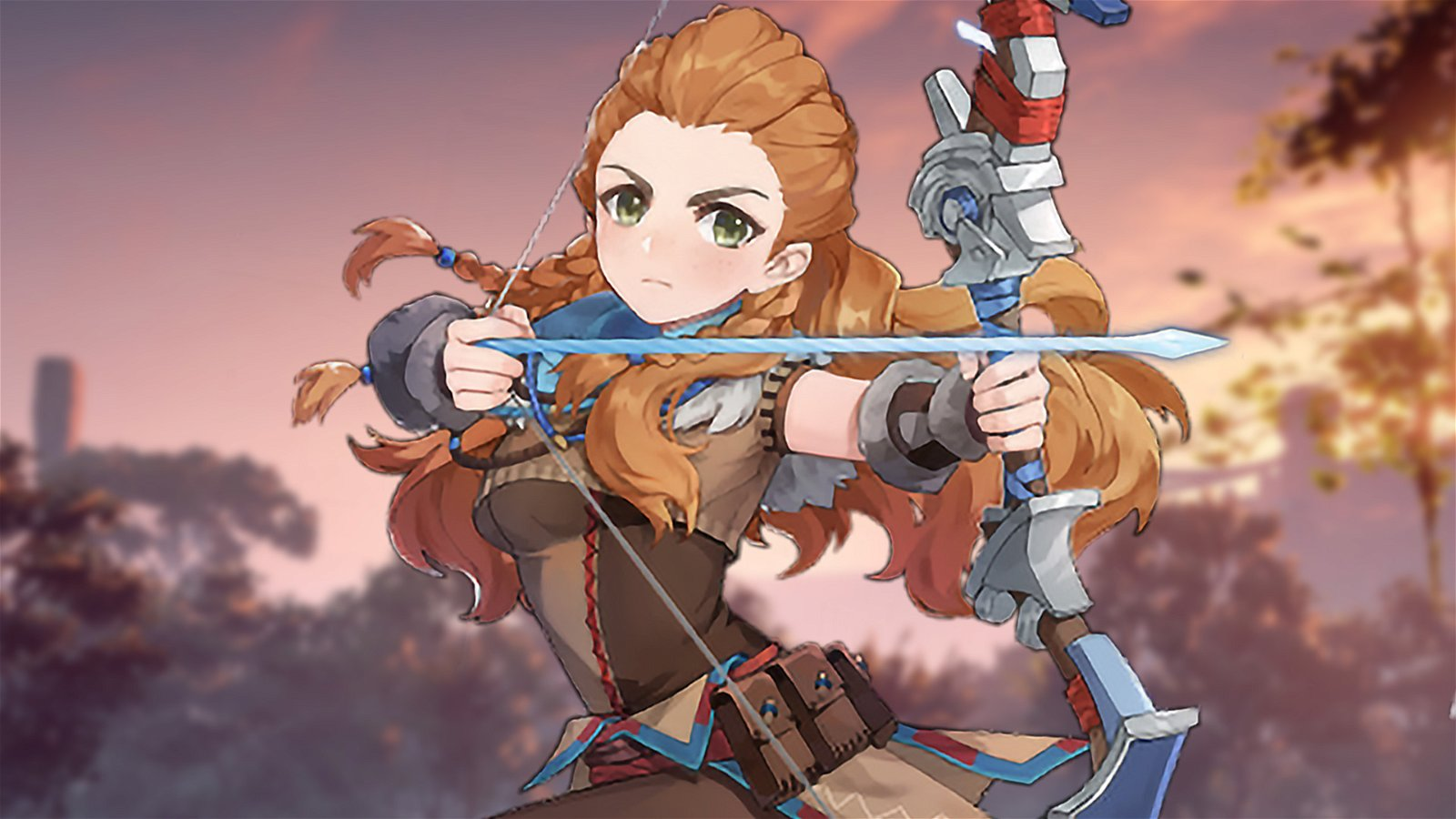 Genshin Impact Aloy Release Date And Abilities | Pcgamesn