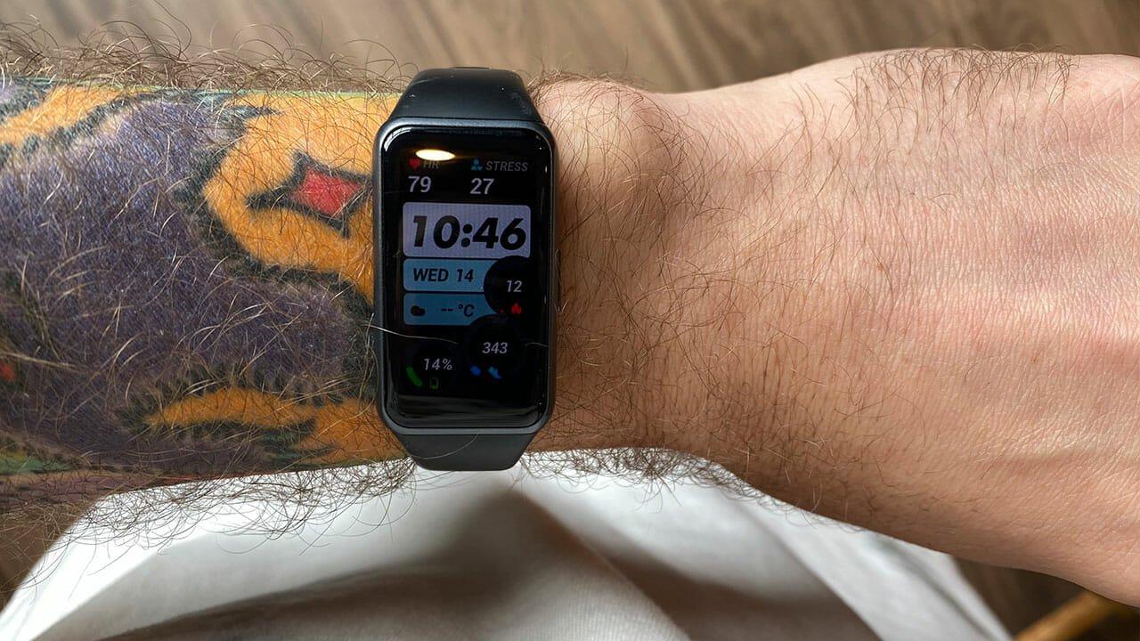 Huawei Band 6 Review 2