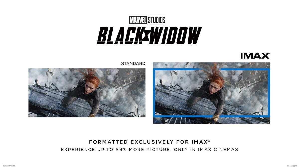 What's The Best Film Format To See Black Widow?