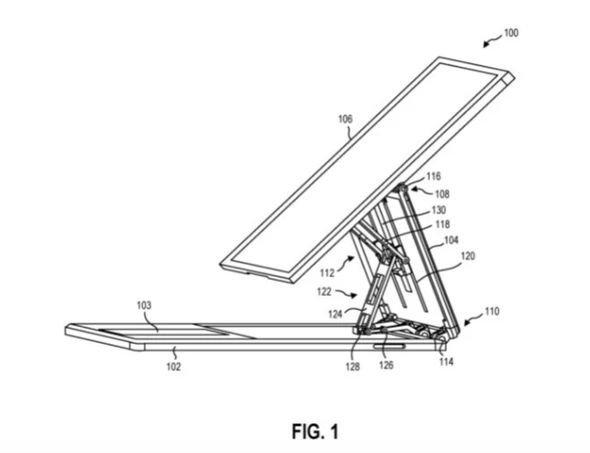 Microsoft Surface Patent Leak Shows Bright Future